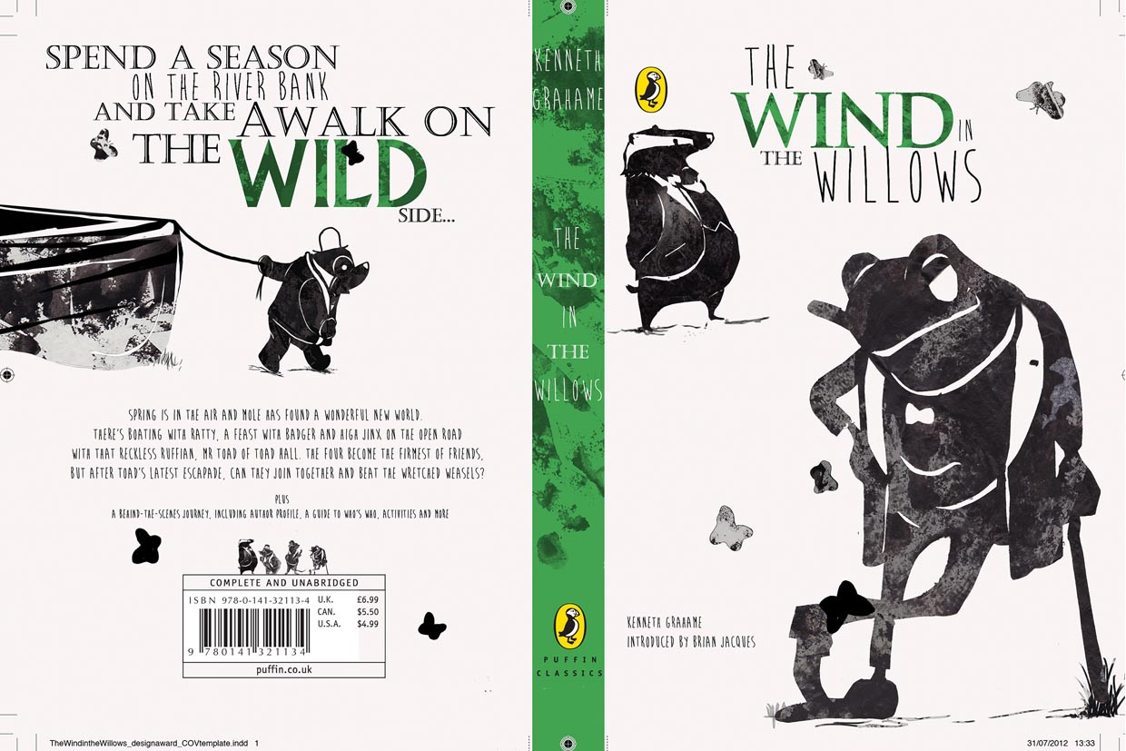 The Wind In The Willows Penguin Book Awards 2013